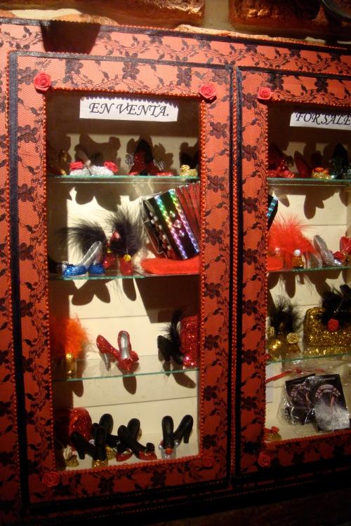 miniature of tango shoes