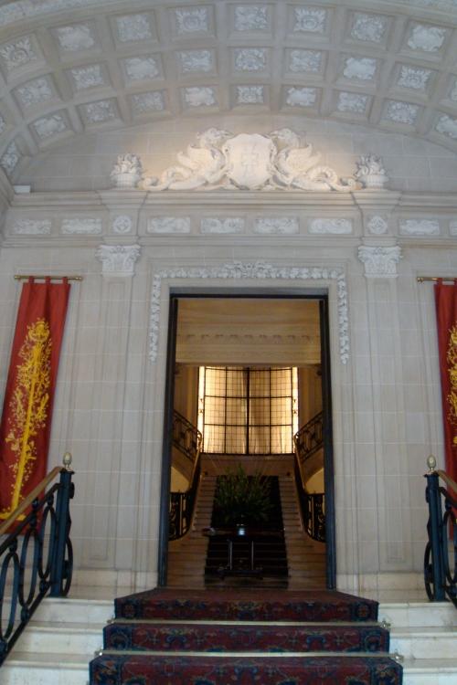 La Maison (Four seasons Hotel) entrance