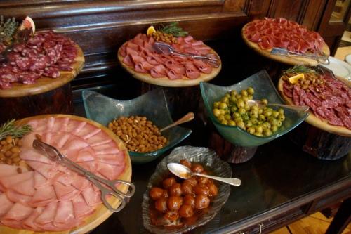 Hams section