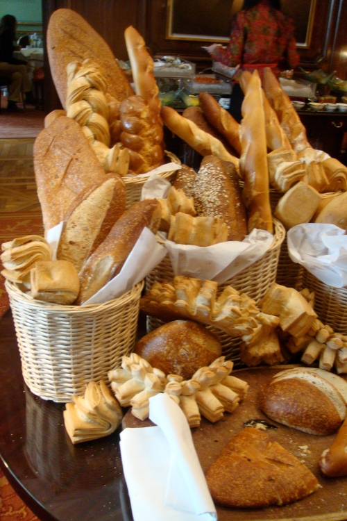 Fresh bread section!!! My favorite!