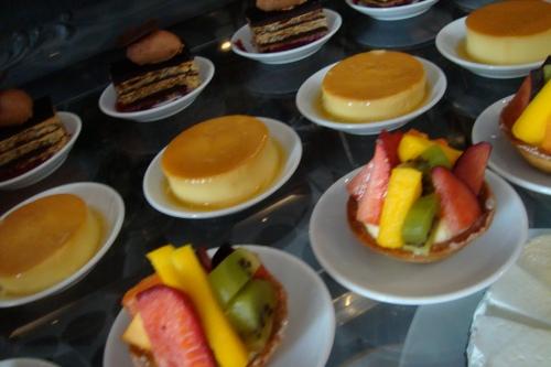 Dessert section 1