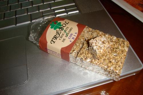 sesame seeds craker: new snack fav!
