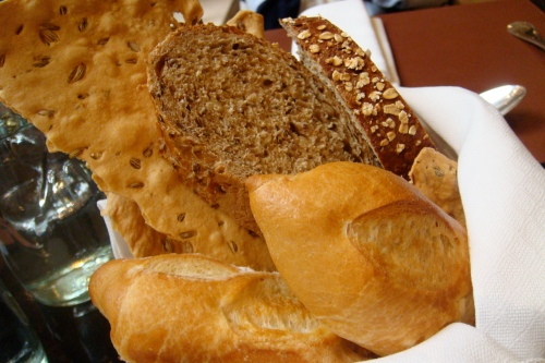 The indispensable bread basket